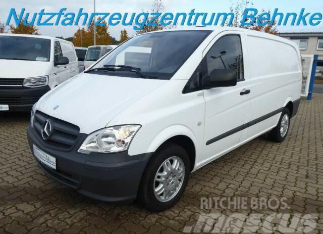 Mercedes-Benz Vito 113 CDI KA lang Cargo Paket AHK Hecktüren