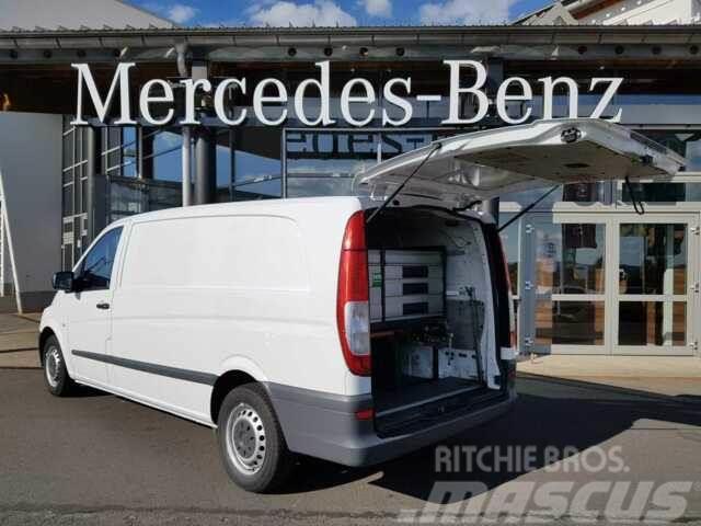 Mercedes-Benz Vito 113 CDI Kasten Extralang BOTT REGAL 1. Hand