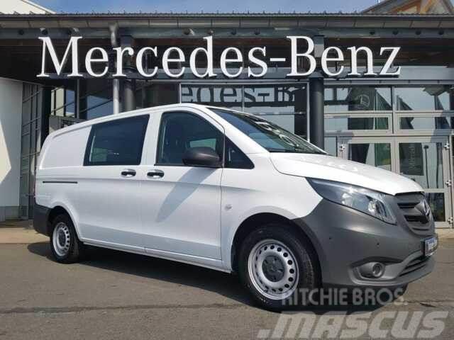 Mercedes-Benz Vito 114 CDI Lang Mixto+STDHZG+NAVI+KLIMA+SHZ+B