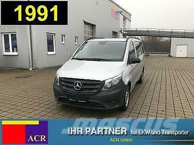 Mercedes-Benz Vito 114 CDI Tourer Pro Lang 2xKlima 7G Tronic N