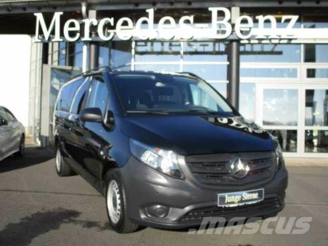 e5f7ff94e71d58 Mercedes-Benz Vito 114 CDI E Tourer PRO 2xKlima AHK 9Sitze - Mini ...