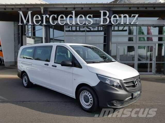 Mercedes-Benz Vito 116 BlueTEC Tourer PRO E 8Sitze Klima