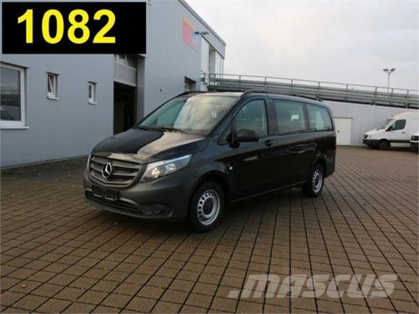 used mercedes benz vito 116 cdi vito tourer pro lang klima navi 7g panel vans year 2016 price. Black Bedroom Furniture Sets. Home Design Ideas