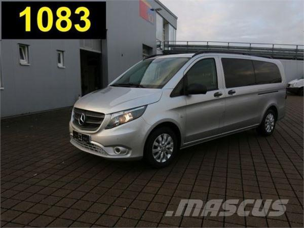 used mercedes benz vito 116 cdi tourer select xl 2x klima. Black Bedroom Furniture Sets. Home Design Ideas