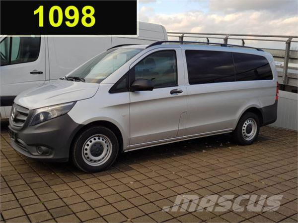 used mercedes benz vito 116 cdi tourer pro lang klima 7g tronic 9 s mini bus year 2016 price. Black Bedroom Furniture Sets. Home Design Ideas