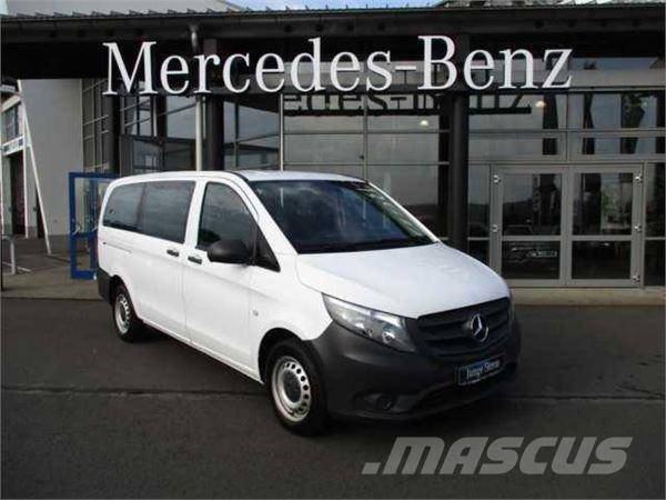 mercedes benz vito 116 cdi tourer pro l klima 8 sitze. Black Bedroom Furniture Sets. Home Design Ideas
