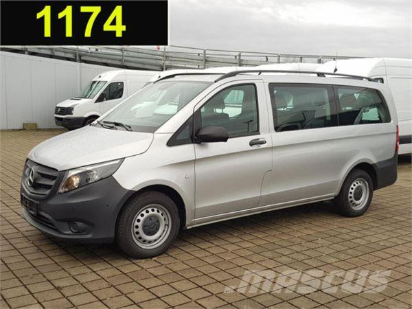 used mercedes benz vito 116 cdi vito tourer pro lang klima 7g troni mini bus year 2016 price. Black Bedroom Furniture Sets. Home Design Ideas