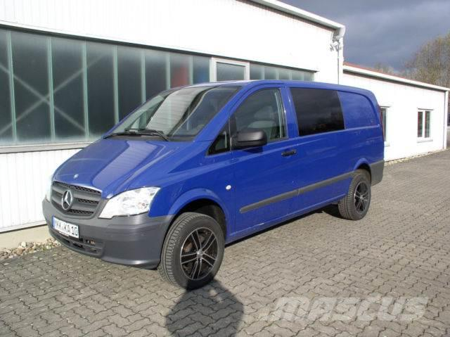 used mercedes benz vito 116 cdi 4matic lang aut mixto panel vans year 2012 price 16 503 for. Black Bedroom Furniture Sets. Home Design Ideas