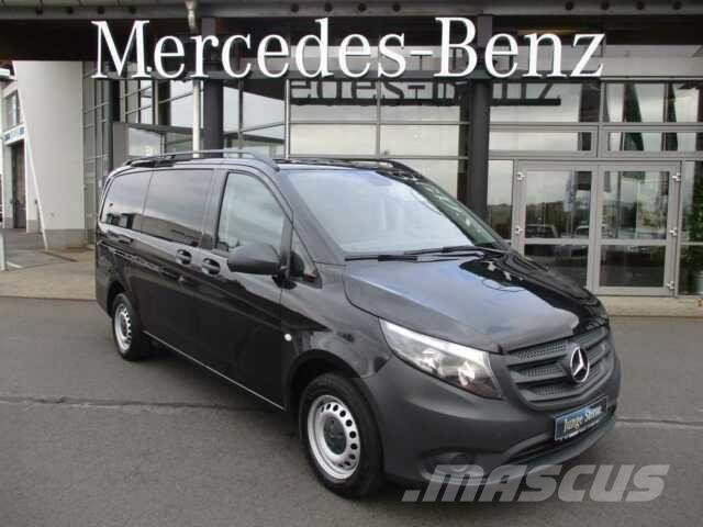 Mercedes-Benz Vito 116 CDI Tourer Pro L Autom. Navi 2xKlima