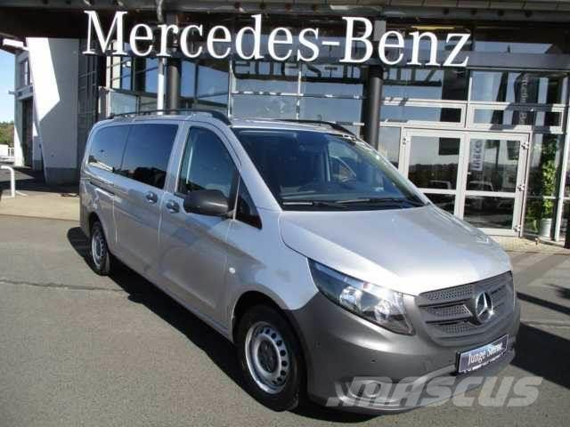 Mercedes-Benz Vito 116 CDI Tourer Pro E Autom. 2xKlima AHK