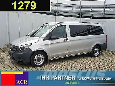 used mercedes benz vito 116 cdi tourer pro xl 9 sitze. Black Bedroom Furniture Sets. Home Design Ideas
