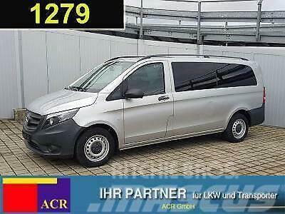 67ff5c9855 Mercedes-Benz Vito 116 CDI Tourer Pro XL 9 Sitze 2xKlima 7G Tr ...