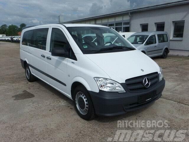 Mercedes-Benz Vito 116 CDI extralang - KLIMA - AHK - 7-Sitzer