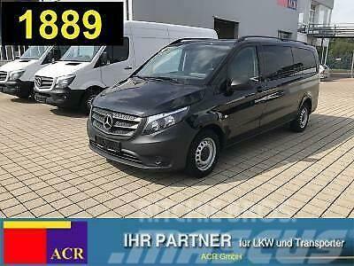 Mercedes-Benz Vito 116 CDI Tourer Pro XL 2xKlima 7G AHK 9 Sitz