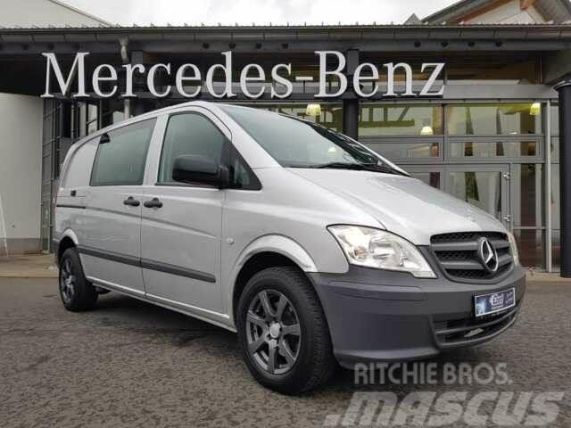 Mercedes-Benz Vito 116 CDI Mixto K AHK Klima 5Sitze SHZ Leder