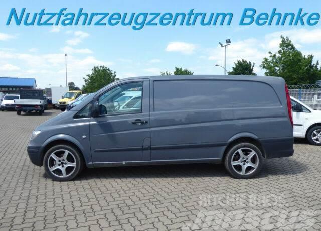 Mercedes-Benz Vito 120 CDI KA lang/ Klima/ Standhzg./ AHK/ E4