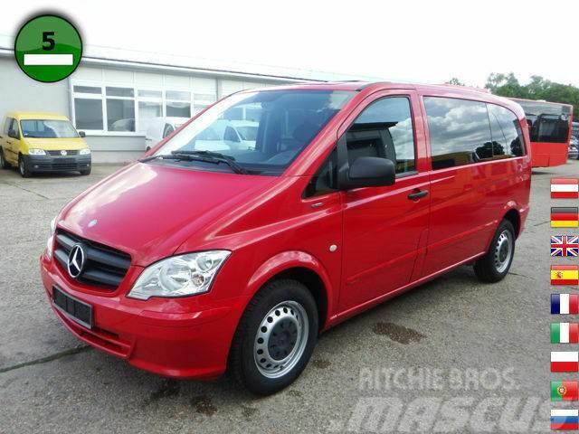 Mercedes-Benz Vito Kombi 113 CDI - KLIMA - Tempomat