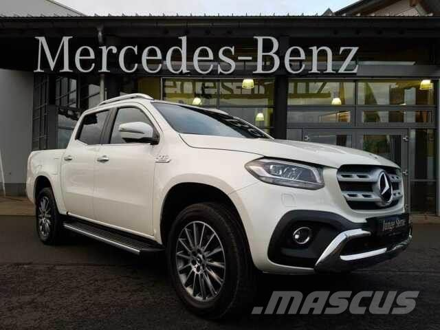 Mercedes-Benz X 350 d 4MATIC POWER KEYLESS AHK LED COMAND