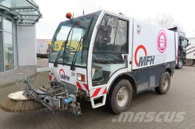 Mfh Hochdorf 5000 - Kehrmaschine