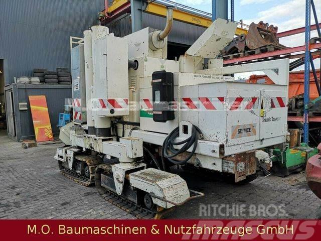 Miller M8100R / Betonmaschine