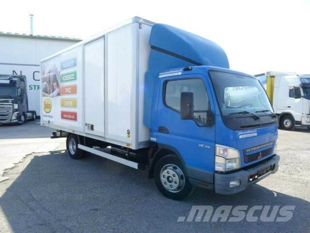 Mitsubishi CANTER 7C15 manual, EURO 4 vin 138