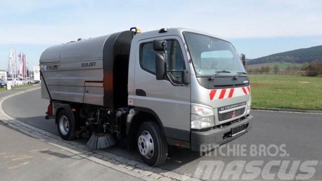Mitsubishi FAUN R-L HOCHDRUCK KLIMA TÜV neu