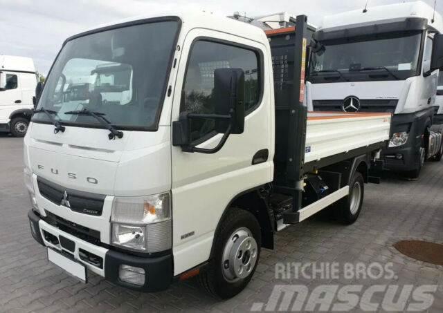 Mitsubishi FUSO 3C15 150 PS Kipper Klima