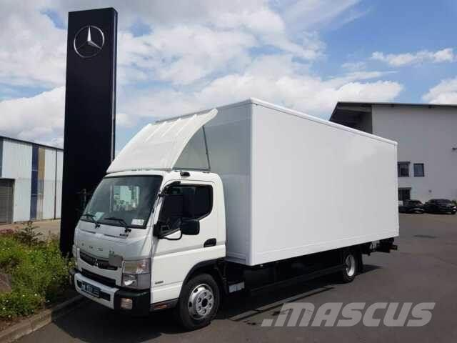 Mitsubishi FUSO 7C18 Koffer+LBW Klima NL 3.240kg