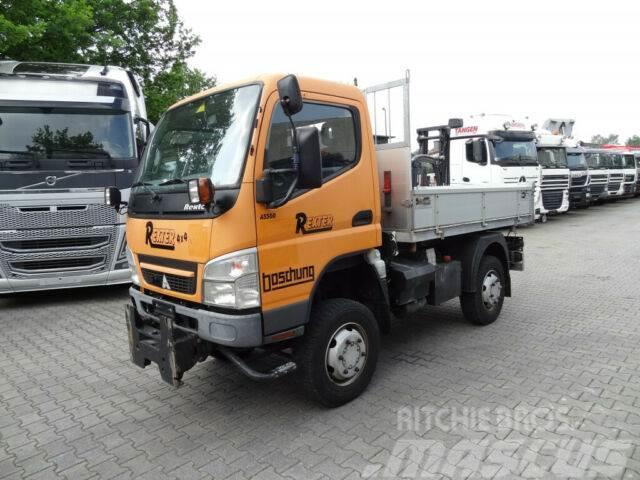 Mitsubishi Pfau Rexter 4X4 A5500