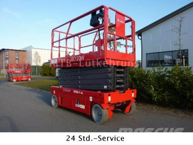 MTB - Mantall XE 120 W / Neugerät mit Garantie