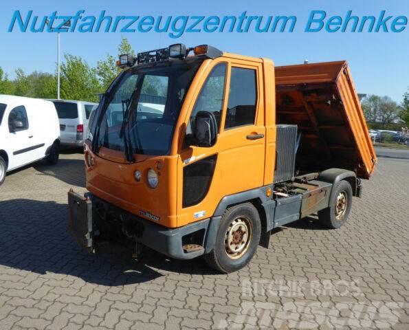 Multicar M30 Fumo 4x4/ Klima/ Frontplatte/ AHK 3.500kg