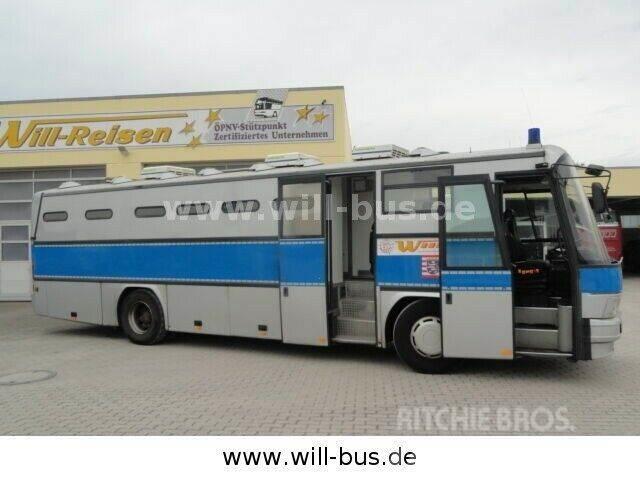 Neoplan Gefangenentransporter MB-AT Motor und KLIMA
