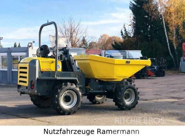 Neuson Wacker Neuson Dumper 6001S , 6001, DW60