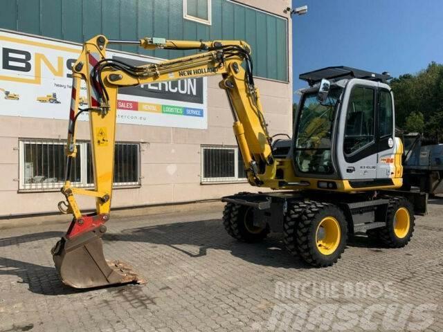 New Holland MH 2.6 *Bj2011/7250H/Klima/Hammerltg/Sw/Schild*
