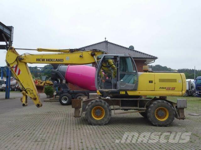 New Holland MH6.6 22.500 kg