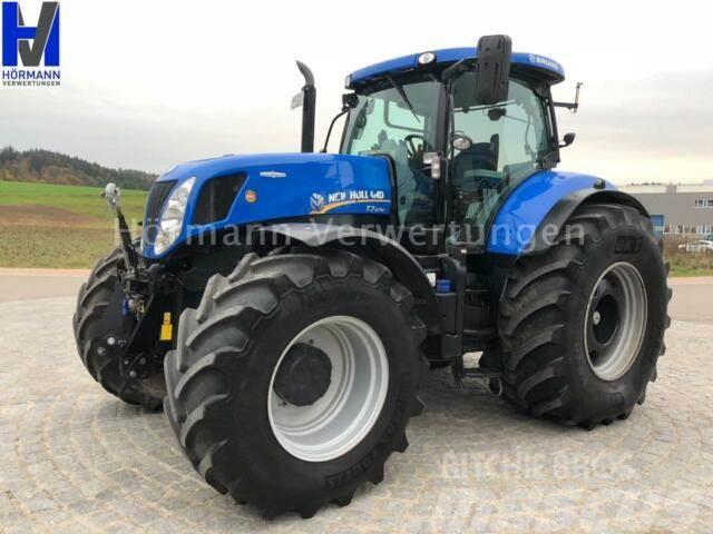 New Holland T 7.270 AUTOCOMMAND
