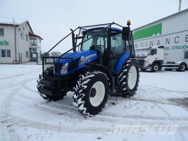 New Holland T5.95 forst 4x4, EURO 3 vin 611