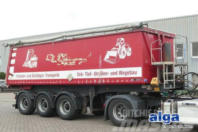 Nfp-Eurotrailer SKA 27-7.5/ALU 30 m³/Getreideschieber/Luft/Plane