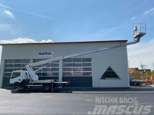 Nissan Cabstar 35.11 mit Multitel 18,20m Arbeitsbühne