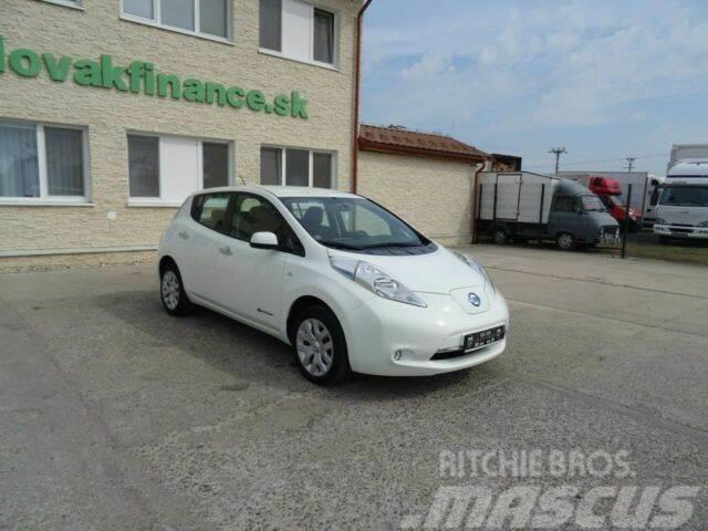 Nissan Leaf elektro, automat, vin 916