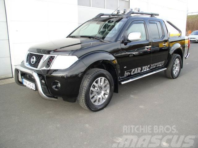 Nissan Navara Autm. LE 3.0 V 6 VOLL NP ÜB 60000 EUR