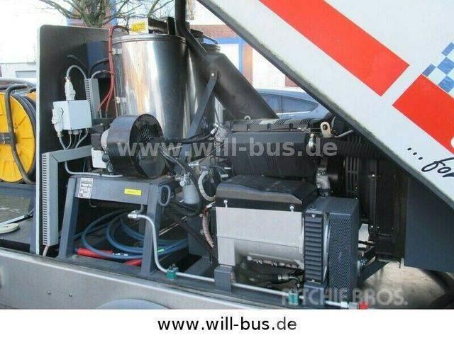 Oertzen PT 380 mobiler Dampfstrahler 380 bar