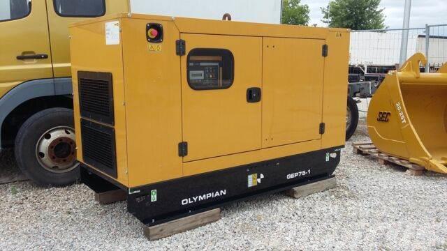 Olympian GEP 75-1 Generator
