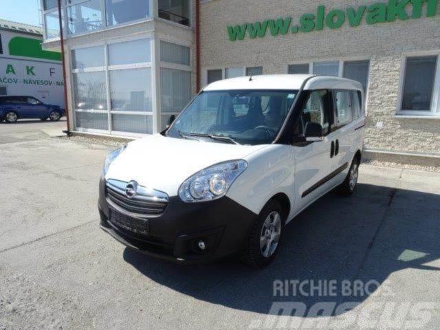 Opel COMBO VAN 1,6, L1H1,manual,vin 058