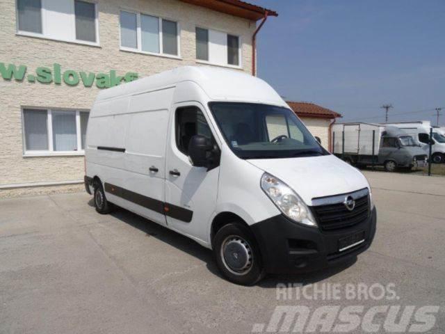 Opel MOVANO MOVANO 2,3 CDTi L3H3,vin 905