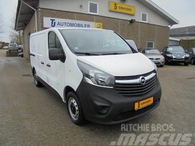 Opel Vivaro 1,6 CDTi 115 Edition L1H1