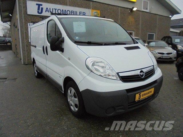 used opel vivaro 2 0 cdti 90 van edition l1h1 eco panel. Black Bedroom Furniture Sets. Home Design Ideas