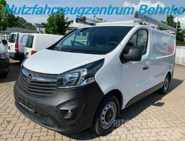 Opel Vivaro B KA L1H1/ Klima/Servicewagen/Dachträger