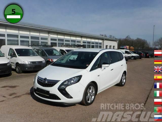 Opel Zafira Tourer 2.0 CDTI KLIMA Sport-Fahrwerk Tec