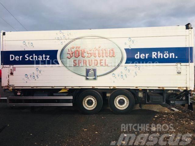 Orten AGT 18 Topliner Schwenkwand / LBW